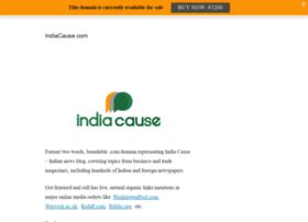 indiacause.com