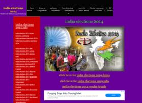 indiaelections2014.info