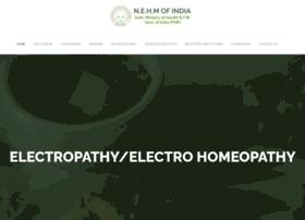 indiaelectropathy.org