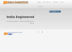 indiaengineered.org