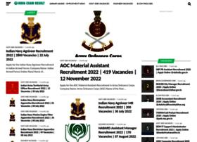 indiaexamresult.in