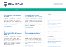 indiaexams.net