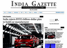 indiagazette.com