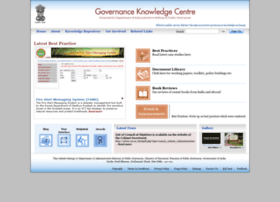 indiagovernance.gov.in