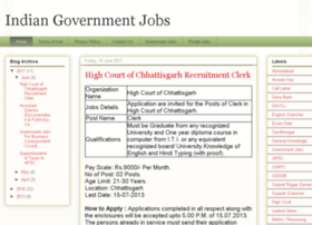 indiagovernmentjobs.co.in