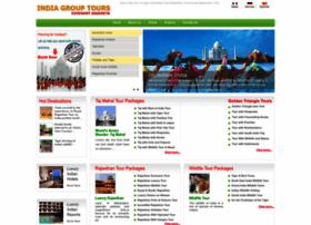 indiagrouptours.com