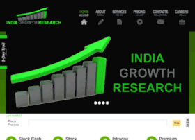 indiagrowthresearch.com