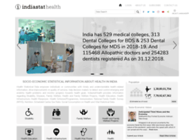 indiahealthstat.com