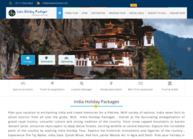 Indiaholidaypackages.com
