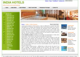 indiahotelstour.com