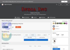 indiaincrs.com