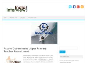 indiainterview.com