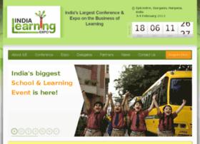 indialearningexpo.com