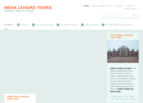 indialeisuretours.net