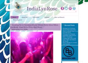 indialynrose.com