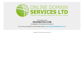 indiamatka.com