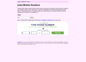 indiamobilenumber.com