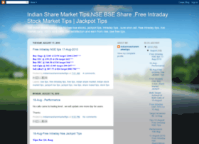 indian-nse-bse-share-market-tips.blogspot.com