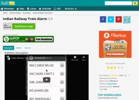 indian-railway-train-alarm.soft112.com