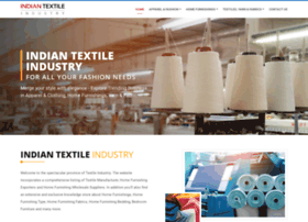 indian-textile-industry.com