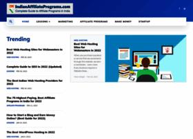 indianaffiliateprograms.com