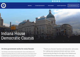 indianahousedemocrats.org