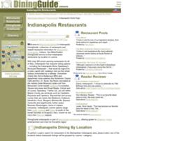 indianapolis.diningguide.com
