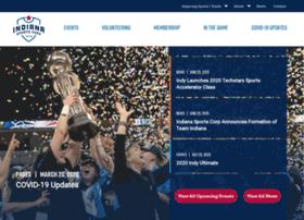 indianasportscorp.com
