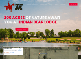 indianbearlodge.com