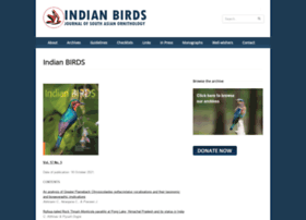 indianbirds.in