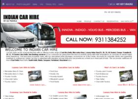 indiancarhire.com