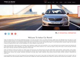 indiancarrental.com