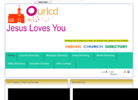 indianchurchdirectory.com