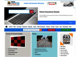 indianconstructionindustry.com