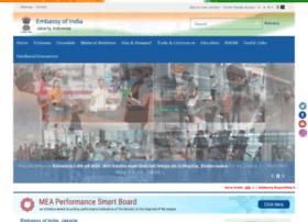 indianembassyjakarta.com