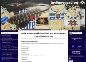 indianersachen-online.de