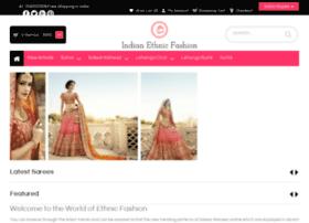 indianethnicfashion.com