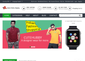 indianfashionshopping.com