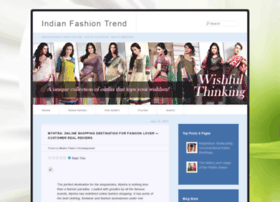 indianfashiontrend.wordpress.com