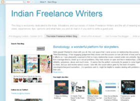 indianfreelancewriters.com