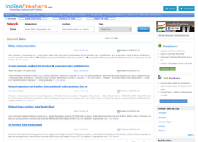 indianfreshers.com