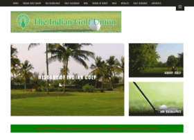indiangolfunion.org