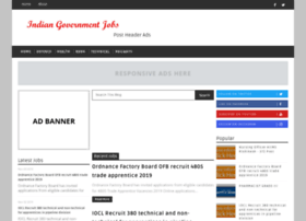 indiangovernmentjobs.co.in
