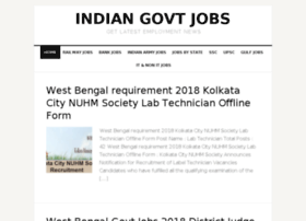 indiangovtjobs.in