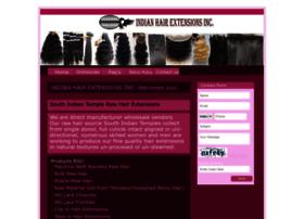 indianhairextensionsinc.com