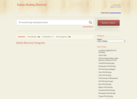 indianhostingdirectory.com