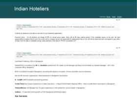 indianhoteliers.com