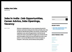 indianhotjobs.com
