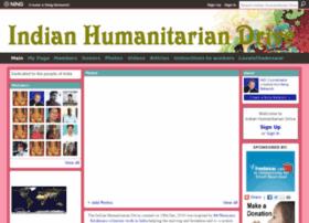 indianhumanitariandrive.ning.com