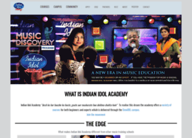 indianidolacademy.in